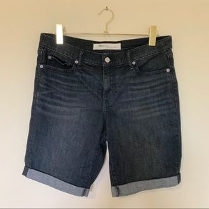 Gap Denim Bermuda Shorts Black Size 30